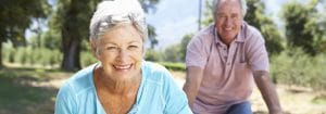 Active Aging Couple